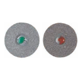 Sintered diamond disc