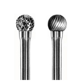 SD Series - Ball Shape Carbide Burs